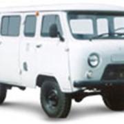 Автомобиль UAZ 3909 фото