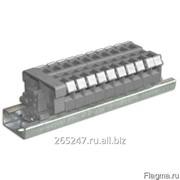 Блок зажимов наборных мостиковых БЗН24-4М25 тип1 фото