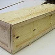 Деревянная и фанерная упаковка фото