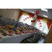 Свадьба: оформление шарами торжеств. фото
