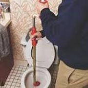 Устранение засоров канализации фото