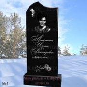 Изготовление надгробных памятников фото