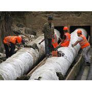 Монтаж трубопроводов водоснабжения газоснабжения и прочих фото