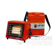 Портативная печь на сжиженном газе ELEKON POWER PG3B (1760 кКал/ч 20 кВт) фото
