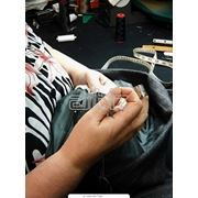 Услуги по пошиву одежды из меха и кожи фото
