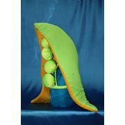 Детские головные уборы и костюмы фруктов и овощей на прокат от Дилижанс фото