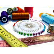 Оказание услуг по пошиву швейных изделий из материалов заказчика фото