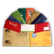Полноцветная печать на конвертах Астана фото