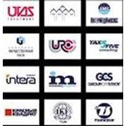 Разработка фирменного стиля логотип фото