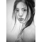 Портреты карандашом с фото заказчика фото