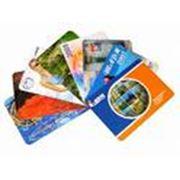 Разработка макета визитки бланка конверта фото