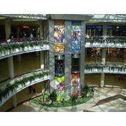 Реклама в торговых центрах размещение внутренней рекламы фото