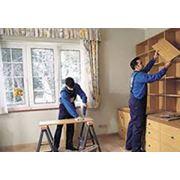 Услуги по разборке мебели