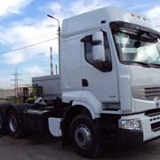Седельный тягач Renault Premium 440.26T, 2011г.в., 6х4, Евро-3. фото