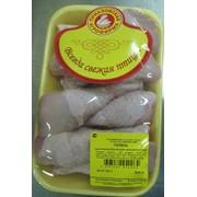Голень цыпленка -бройлера зам. (0,8уп) фото