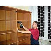 Сборка мебели приобретенной в салоне «Дильда»