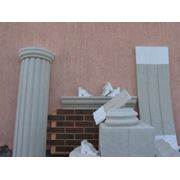 Архитектурно-фасадные элементы фото