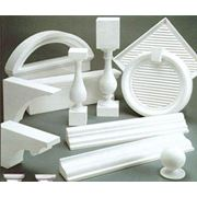 Контурная резка декоративных изделий из пенополистирола фото