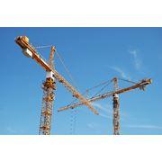 Монтаж ремонт реконструкция башенных кранов фото