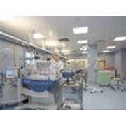 Установка медицинского оборудования фото