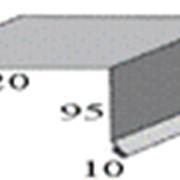 Планка торцевая фото