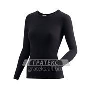 Фуфайка LAPLANDIC A51-S/BK (термо) женская, цв. черный фото