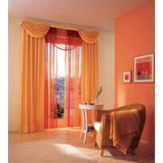 Классические шторы. фото