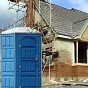 Аренда мобильных туалетных кабин МТК фото