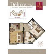 Продажа эксклюзивных 3-х комнатных квартир делюкс фото