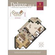 Роскошные 2-х комнатные квартиры делюкс фото