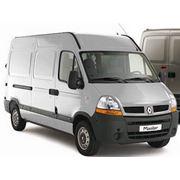 Микроавтобусы Renault Master фото