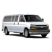 Микроавтобус Chevrolet Express фото