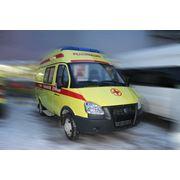 Медицинские автомобили ГАЗ класс С фото