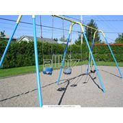 Ограждение детских площадок фото