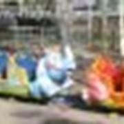 Детский аттракцион Слонопотамы фото