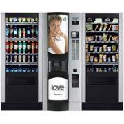 Установка торговых автоматов фото