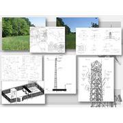 Проектные и технические строительные решения для телекоммуникаций фото