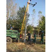 Ремонт и реконструкция линий электропередач в Молдове фото