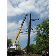 Ремонт и реконструкция линий электропередач (ЛЭП) в СНГ фото