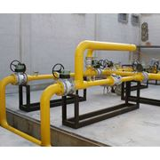 Монтаж газопровода в частный дом фото