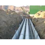 Проектирование наружных тепловых сетей (ПИ-трубы гибкие ПИ-трубы) и внутренних систем отопления и водоснабжения. фото
