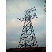Строительство линий электропередач в Румынии фото