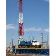 Освоение нефтяных скважин фото