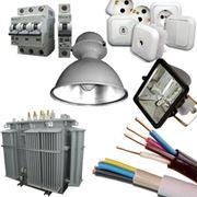 Поставка электрооборудования и электроматериалов под заказ фото