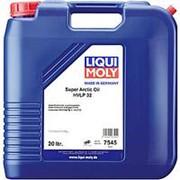Синтетическое гидравлическое масло Liqui Moly Super Arctic Oil HVLP 32 20л фото
