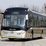 Автобус городской SHUCHI YTK 6110G фото