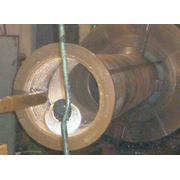Ремонт подшипников скольжения из баббитовых металлов фото