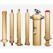 Ремонт гидроцилиндров (цилиндров) различных характеристик. Производим гидроцилиндры (цилиндры гидравлические) для тракторов и сельскохозяйственной техники. Изготовление гидроцилиндров по чертежам заказчика. Замена ремкомплекта гидроцилиндра. фото