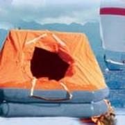 Плот спасательный яхтенный ПСНЯ-8 фото