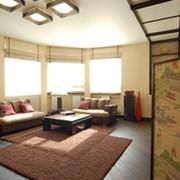 Дизайн интерьера в японском стиле. фото